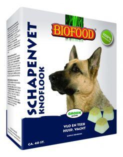 Biofood Schapenvet Maxi 40 stuks - Hondensnacks