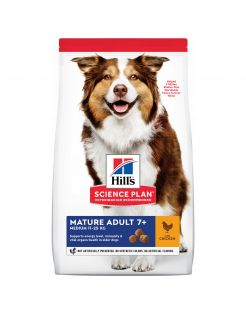 Hill's Canine Mature Adult Medium Kip - Hondenvoer