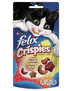 Felix Crispies 45 g - Kattensnack