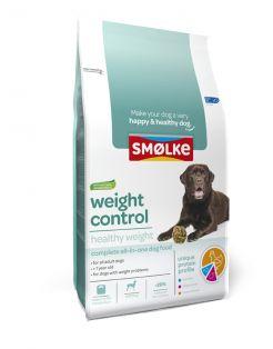 Smolke Weight Control Kip&Lam&Vis - Hondenvoer
