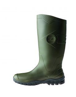 Dunlop Knielaars Pvc Groen - Laarzen
