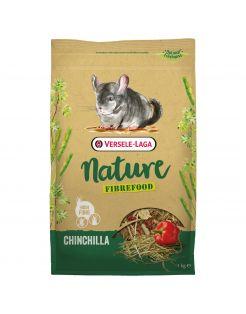 Versele-Laga Nature Chinchilla Fibrefood - Chinchillavoer