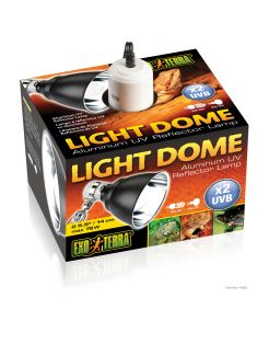 Exo Terra Light Dome Uv Lampreflector - Verlichting