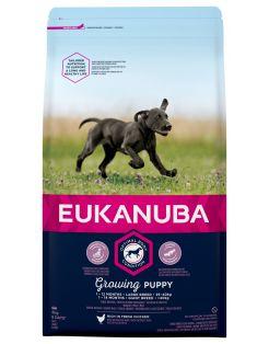 Eukanuba Growing Puppy Large Breed Kip - Hondenvoer