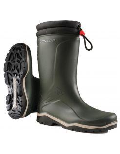 Dunlop Gevoerde Laars Blizzard Groen&Grijs - Laarzen