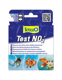 Tetra Test Nitriet No2 - Testen