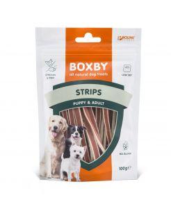 Proline Boxby Strips - Hondensnacks