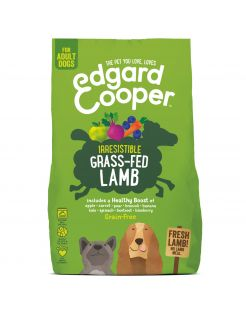 Edgard&Cooper Irresistible Grass-Fed Lamb Adult Lam&Appel&Wortel - Hondenvoer