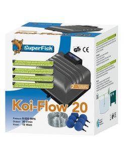 Superfish Koi Flow Professioneel Beluchtingsset - Beluchting