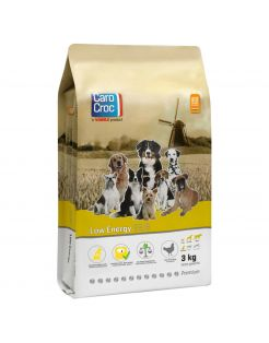 Carocroc Low Energy Vlees&Gevogelte - Hondenvoer