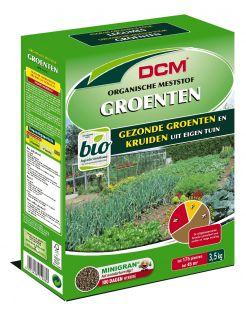 Dcm Meststof Groenten - Moestuinmeststoffen