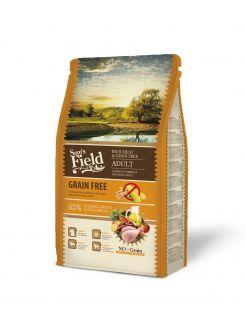 Sam's Field High Meat & Grain Free Kip - Hondenvoer