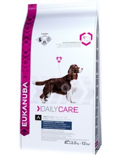 Eukanuba Dog Overweight Sterilised Kip - Hondenvoer