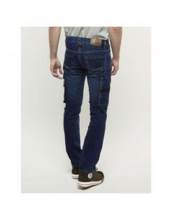 247 Jeans Spijkerbroek Rhino S20 Blauw - Werkkleding
