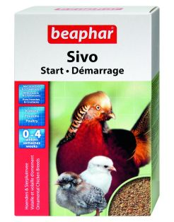 Beaphar Sivo Start - Kippenvoer