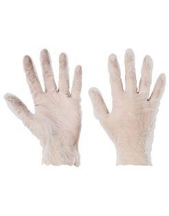 Safeworker Boorne Gepoederde Handschoen Wit - Handschoenen