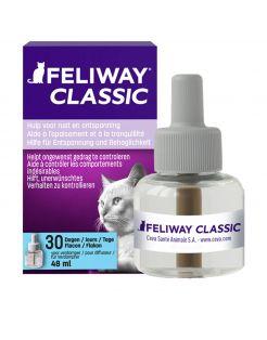 Feliway Anti-Stress Navulling Kat - Anti stressmiddel