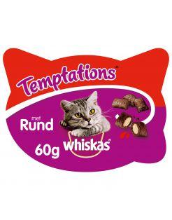 Whiskas Temptations 60 g - Kattensnack
