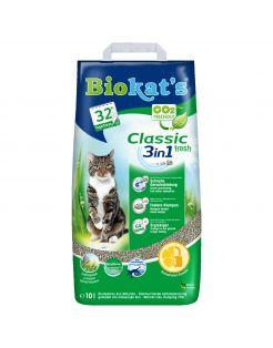 Biokat's Classic Fresh 3 In 1 - Kattenbakvulling