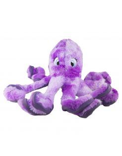 Kong Soft Seas Octopus Paars - Hondenspeelgoed