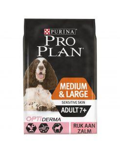 Pro Plan Dog Senior Medium & Large Breed Sensitive Zalm - Hondenvoer