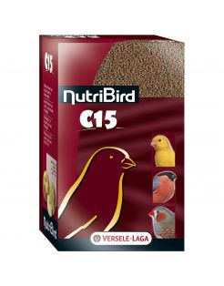 Versele-Laga Nutribird C15 Onderhoudsvoer - Vogelvoer