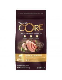 Wellness Core Grain Free Dog Senior Original Kalkoen&Kip - Hondenvoer