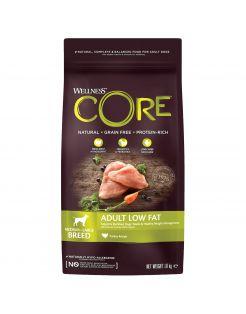 Wellness Core Grain Free Dog Healty Weight Kalkoen - Hondenvoer