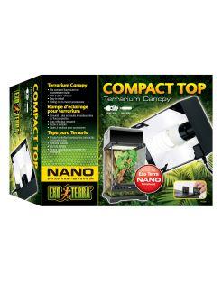 Exo Terra Compact Top Nano - Terraria