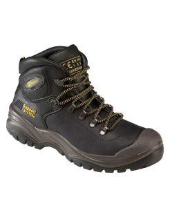 Grisport Werkschoen 704 S3 Zwart - Werkschoenen