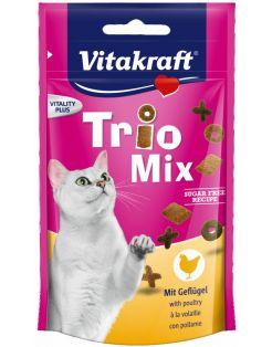 Vitakraft Trio Mix 60 g - Kattensnack
