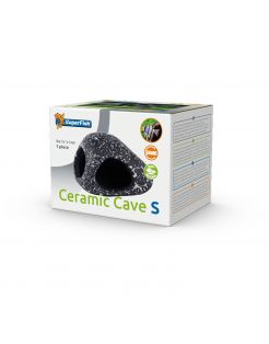 Superfish Ceramic Cave - Aquarium - Ornament