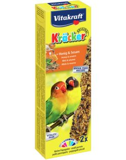 Vitakraft Agapornis Kracker 2 stuks - Vogelsnack
