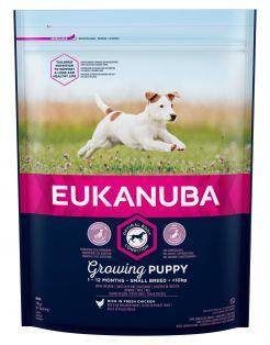 Eukanuba Growing Puppy Small Breed Kip - Hondenvoer