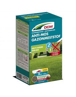 Dcm Meststof Gazon Anti-Mos - Gazonmeststoffen