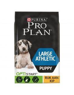 Pro Plan Dog Puppy Large Breed Athletic Kip - Hondenvoer