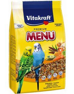 Vitakraft Parkieten Premium Menu - Vogelvoer