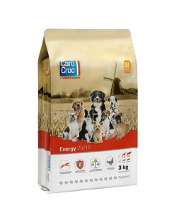 Carocroc Energy Vlees&Gevogelte - Hondenvoer