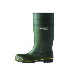Dunlop Knielaars Acifort Groen - Laarzen