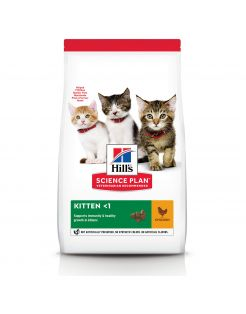 Hill's Feline Kitten Kip - Kattenvoer