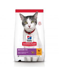 Hill's Feline Senior 11+ Kip - Kattenvoer