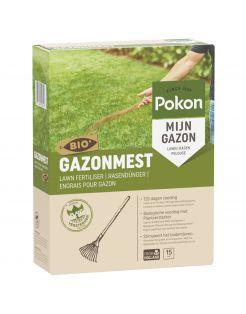Pokon Bio Gazonmest - Gazonmeststoffen