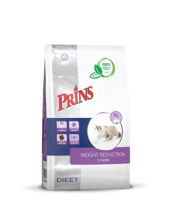 Prins Vitalcare Gewichtsverlies/Diabeet - Kattenvoer