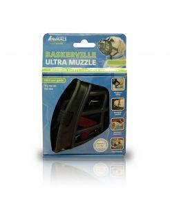Company Of Animals Muilkorf Rubber Zwart - Hondenopvoeding