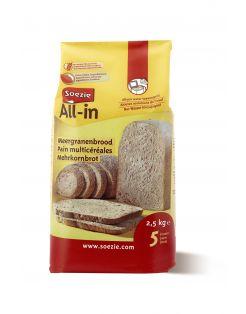 Soezie All-In Meergranenbrood - Bakproducten
