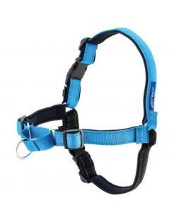 Petsafe Easy Walk Deluxe Harness Blauw&Zwart - Hondenopvoeding
