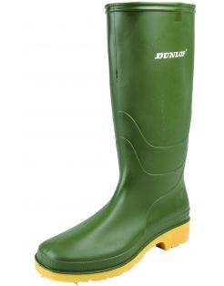 Dunlop Jongenslaars Rapido Groen - Laarzen