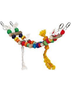 Homestyle Vogelspeelgoed London Bridge Multi-Color - Vogelspeelgoed