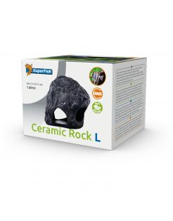 Superfish Ceramic Rock - Aquarium - Ornament