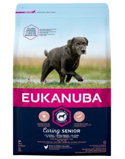 Eukanuba Caring Senior Large Breed Kip - Hondenvoer